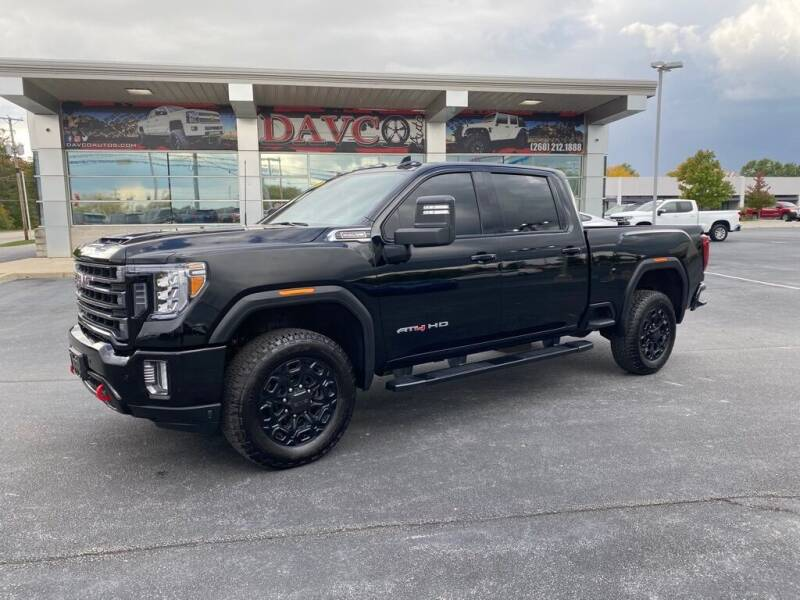 2020 GMC Sierra 2500HD for sale at Davco Auto in Fort Wayne IN