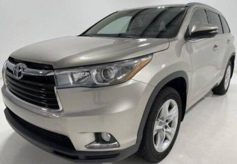 2016 Toyota Highlander for sale at Cars R Us in Indianapolis IN