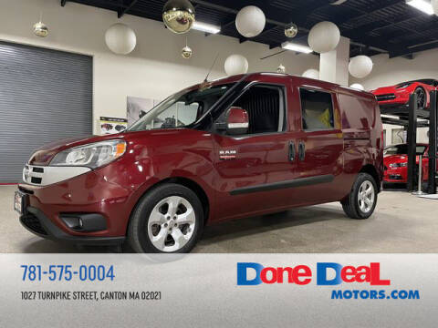 2016 RAM ProMaster City Wagon for sale at DONE DEAL MOTORS in Canton MA