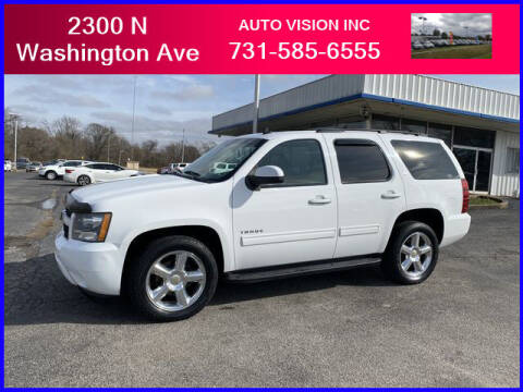 2011 Chevrolet Tahoe for sale at Auto Vision Inc. in Brownsville TN