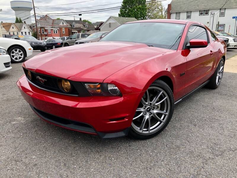 2012 Ford Mustang for sale at Majestic Auto Trade in Easton PA