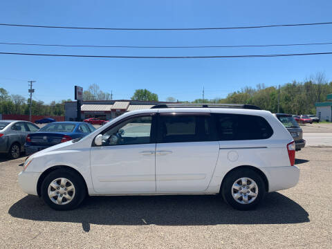 2009 Kia Sedona for sale at Good To Go Motors in Lancaster OH