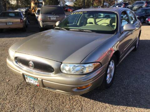 2004 Buick LeSabre for sale at Sparkle Auto Sales in Maplewood MN
