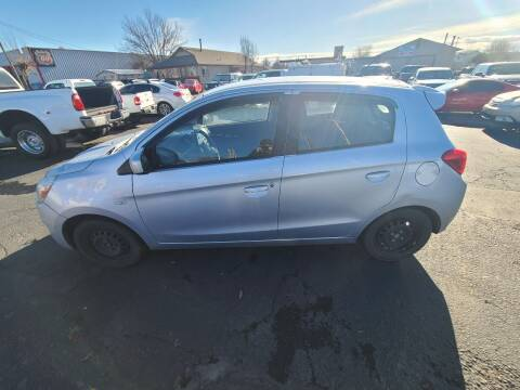 2017 Mitsubishi Mirage for sale at Silverline Auto Boise in Meridian ID