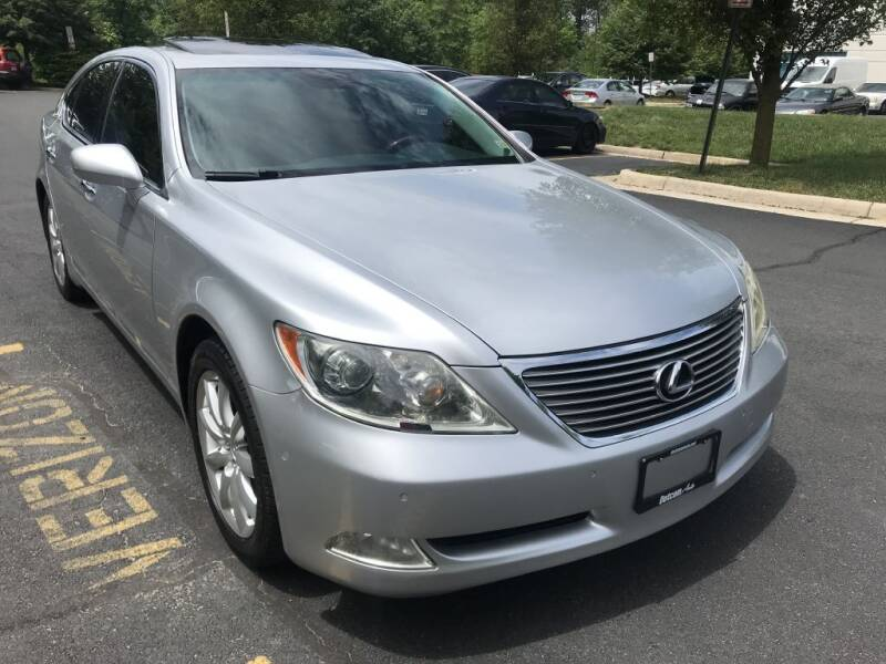 2008 Lexus LS 460 for sale at Dotcom Auto in Chantilly VA