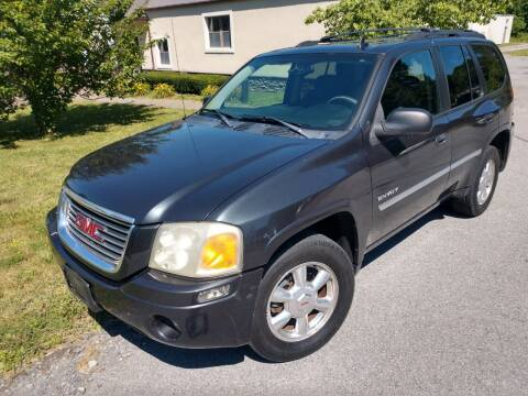 2006 GMC Envoy for sale at Wallet Wise Wheels in Montgomery NY