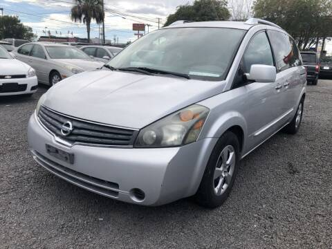 2009 Nissan Quest for sale at Lamar Auto Sales in North Charleston SC