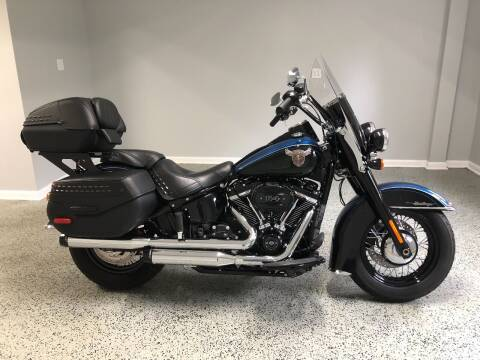 2018 Harley-Davidson Heritage Softail Classic 114 for sale at Rucker Auto & Cycle Sales in Enterprise AL
