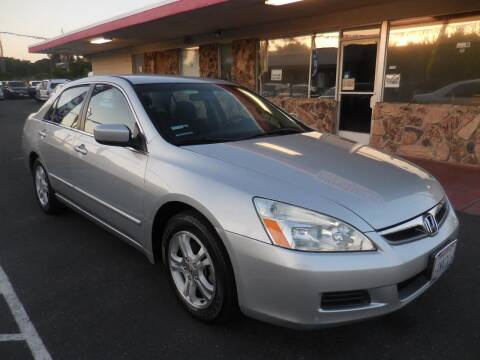 2007 Honda Accord for sale at Auto 4 Less in Fremont CA