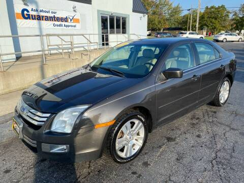 2006 Ford Fusion for sale at Huggins Auto Sales in Ottawa OH