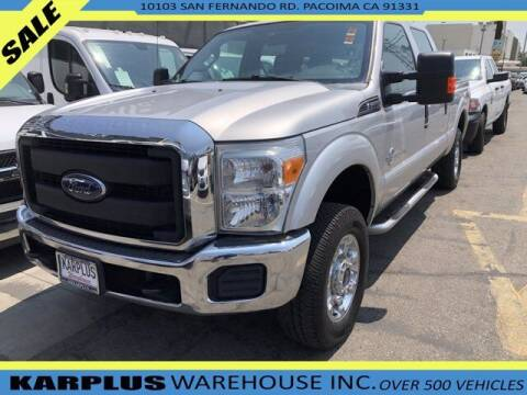 2015 Ford F-250 Super Duty for sale at Karplus Warehouse in Pacoima CA