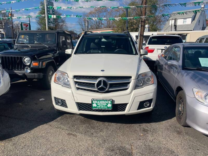 2010 Mercedes-Benz GLK for sale at Park Avenue Auto Lot Inc in Linden NJ
