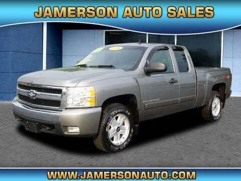 2008 Chevrolet Silverado 1500 for sale at Jamerson Auto Sales in Anderson IN