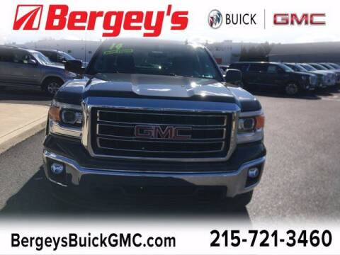 2014 GMC Sierra 1500 for sale at Bergey's Buick GMC in Souderton PA