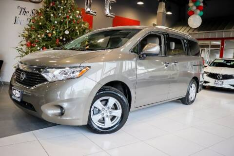 2017 Nissan Quest for sale at Quality Auto Center of Springfield in Springfield NJ