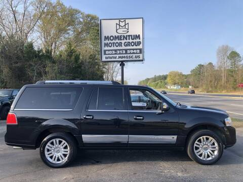 2013 Lincoln Navigator L for sale at Momentum Motor Group in Lancaster SC