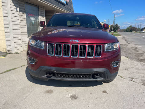 2016 Jeep Grand Cherokee for sale at Nationwide Auto Sales in Melvindale MI