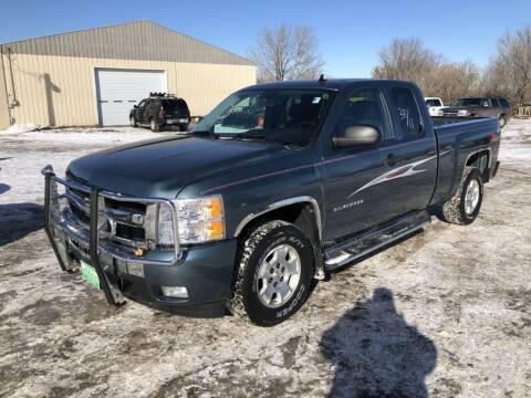 2011 Chevrolet Silverado 1500 for sale at Al's Auto Inc. in Bruce Crossing MI