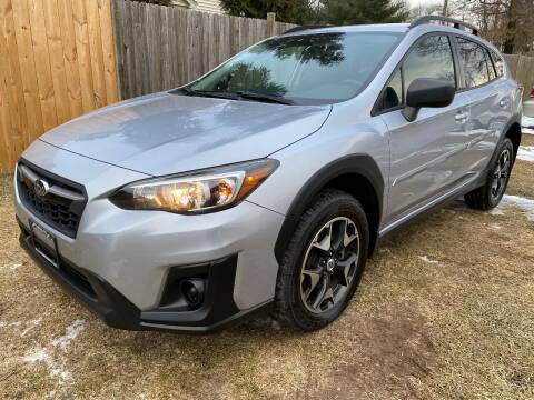 2018 Subaru Crosstrek for sale at ALL Motor Cars LTD in Tillson NY