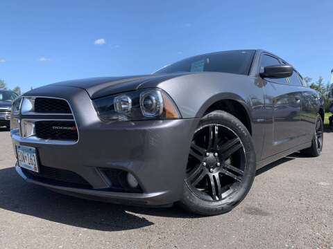 2013 Dodge Charger for sale at Autobahn Sales And Service LLC in Hermantown MN