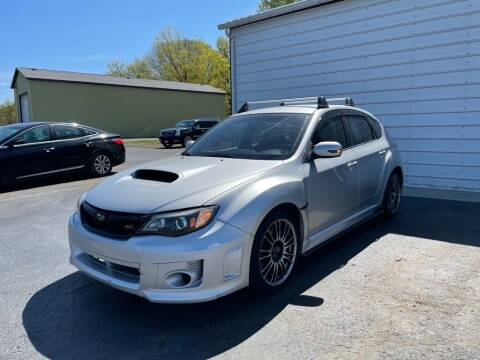 2011 Subaru Impreza for sale at EXPO AUTO GROUP in Perry OH