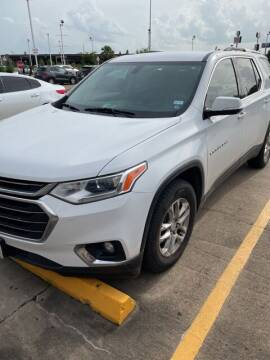 2018 Chevrolet Traverse for sale at FREDY USED CAR SALES in Houston TX