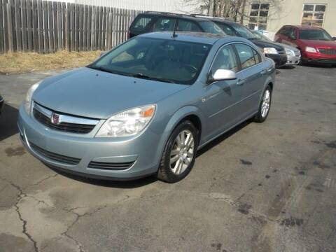 2008 Saturn Aura for sale at MASTERS AUTO SALES in Roseville MI