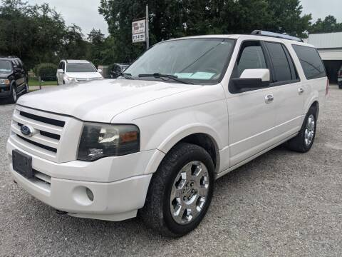 2009 Ford Expedition EL for sale at AUTO PROS SALES AND SERVICE in Belleville IL
