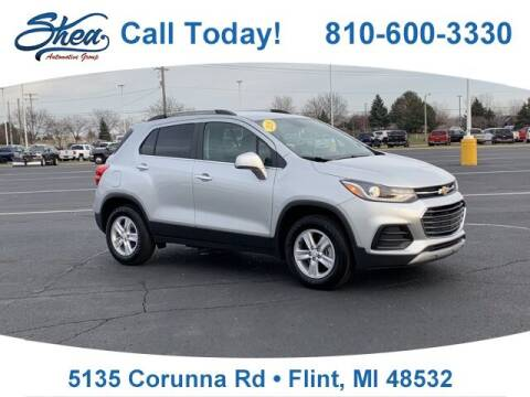2019 Chevrolet Trax for sale at Jamie Sells Cars 810 in Flint MI