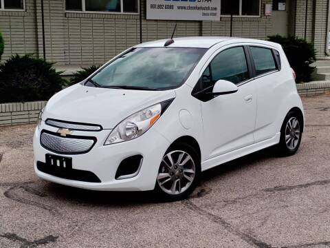 2016 Chevrolet Spark EV for sale at Clean Fuels Utah - SLC in Salt Lake City UT