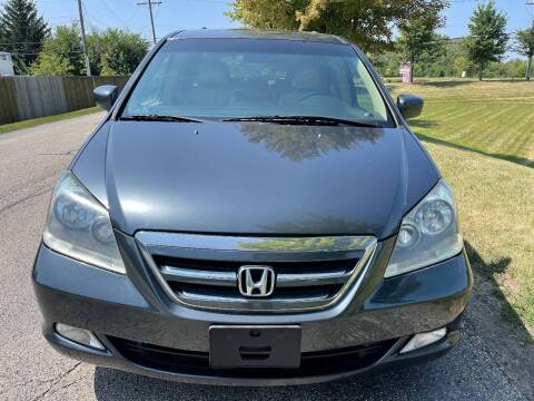 2006 Honda Odyssey for sale at Luxury Cars Xchange in Lockport IL