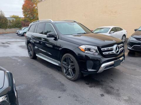 2018 Mercedes-Benz GLS for sale at My Town Auto Sales in Madison Heights MI
