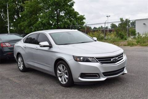 2018 Chevrolet Impala for sale at BOB ROHRMAN FORT WAYNE TOYOTA in Fort Wayne IN