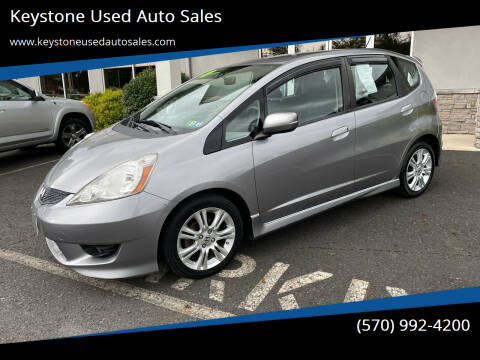 2009 Honda Fit for sale at Keystone Used Auto Sales in Brodheadsville PA