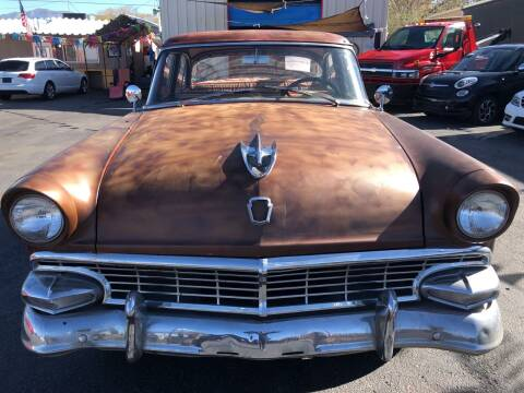 1956 Ford Customline for sale at DPM Motorcars in Albuquerque NM