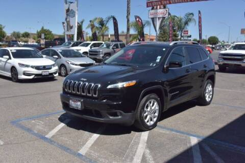 2018 Jeep Cherokee for sale at Choice Motors in Merced CA