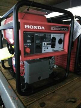 2021 Honda POWER EB3000i GENERATOR for sale at Irv Thomas Honda Suzuki Polaris in Corpus Christi TX