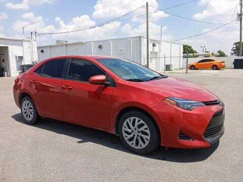 2018 Toyota Corolla for sale at Auto Finance of Raleigh in Raleigh NC