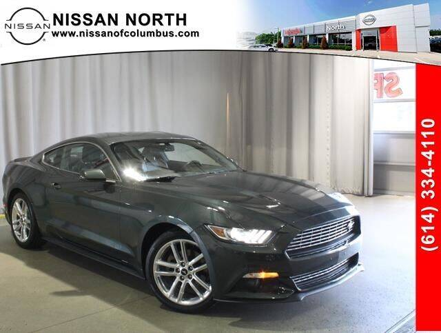 2016 Ford Mustang for sale at Auto Center of Columbus in Columbus OH
