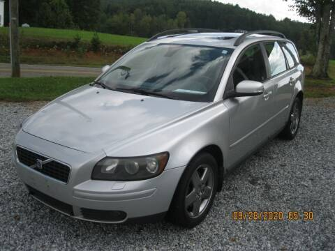 2007 Volvo V50 for sale at Judy's Cars in Lenoir NC