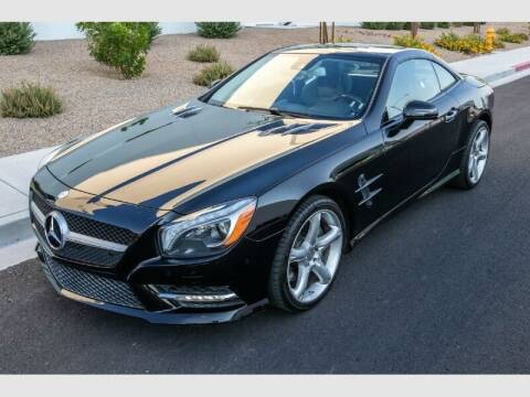 2014 Mercedes-Benz SL-Class for sale at REVEURO in Las Vegas NV