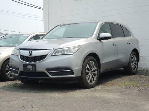 2016 Acura MDX for sale at My Car Auto Sales in Lakewood NJ