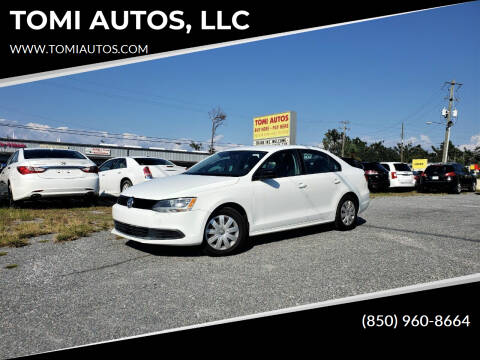 2014 Volkswagen Jetta for sale at TOMI AUTOS, LLC in Panama City FL