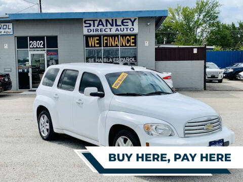 2011 Chevrolet HHR for sale at Stanley Direct Auto in Mesquite TX