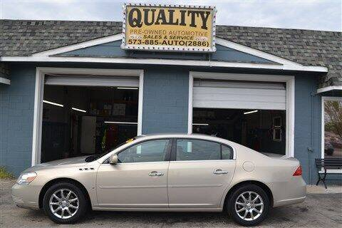 2008 Buick Lucerne for sale at Quality Pre-Owned Automotive in Cuba MO