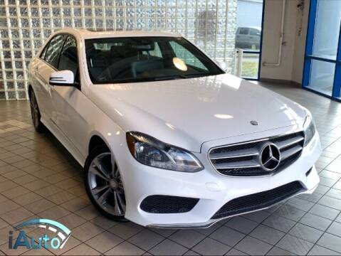 2014 Mercedes-Benz E-Class for sale at iAuto in Cincinnati OH