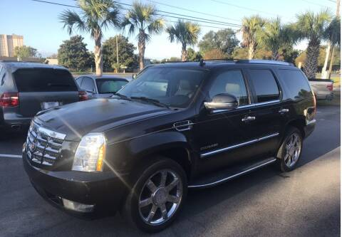 2010 Cadillac Escalade for sale at Gulf Financial Solutions Inc DBA GFS Autos in Panama City Beach FL