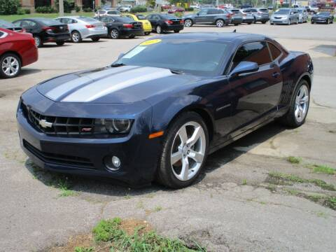 2012 Chevrolet Camaro for sale at A & A IMPORTS OF TN in Madison TN