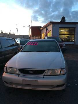 1998 Nissan Sentra for sale at Direct Auto Sales+ in Spokane Valley WA