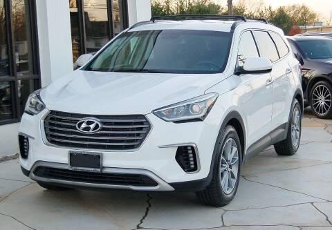 2017 Hyundai Santa Fe for sale at Avi Auto Sales Inc in Magnolia NJ
